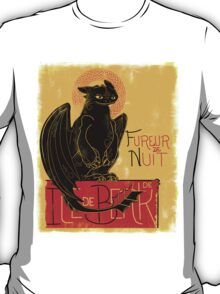 Fury of the Night - Vintage Edition T-Shirt