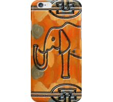 ELEPHANT IN THE JUNGLE iPhone Case/Skin