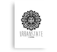 Urban State Canvas Print