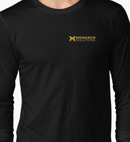 Quantum Break - Monarch Solutions 2 Long Sleeve T-Shirt