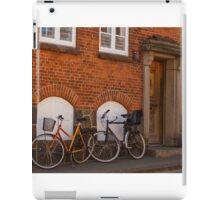 Bicycles of Aero 1 iPad Case/Skin