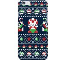 Super Christmas Bros iPhone Case/Skin