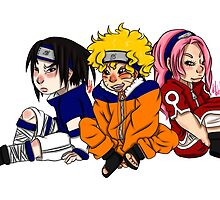 Team Seven by dreamcarie