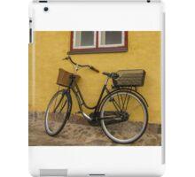 Bicycles of Aero 3 iPad Case/Skin