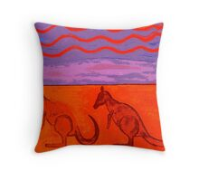 AUSTRALIA 2 Throw Pillow