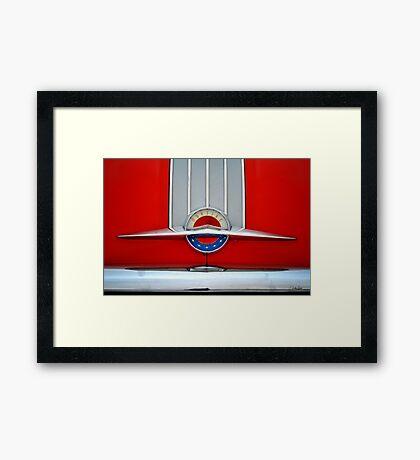 Pontiac 1954 Framed Print