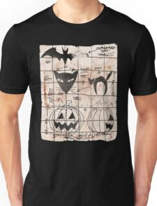 Plans For The Next Halloween Unisex T-Shirt