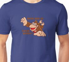 Donkey Kong How Big Unisex T-Shirt