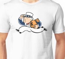 Run Sam Run! Taxin' Sam Unisex T-Shirt