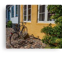 Bicycles of Aero 6 Canvas Print