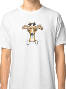 Oh Deer | Italian Greyhound Classic T-Shirt
