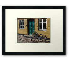 Bicycles of Aero 7 Framed Print