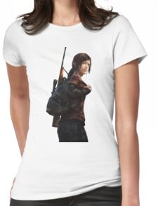 ELLIE 1.0 Womens Fitted T-Shirt
