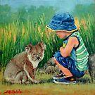 Little Friends by Margaret Stockdale