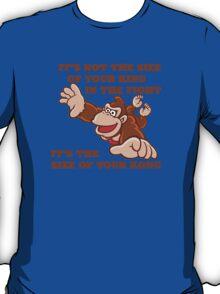 Donkey Kong King Size T-Shirt