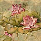 The Lotus Family by Anna Ewa Miarczynska