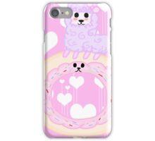 Kawaii Alpaca  iPhone Case/Skin