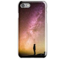 Me against the universe iPhone Case/Skin