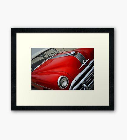 1954 Pontiac Framed Print