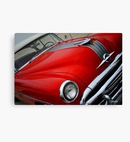 1954 Pontiac Canvas Print