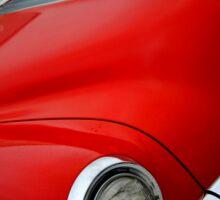 1954 Pontiac Sticker
