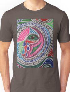 Miscellaneous Coloured Sharpie Design  Unisex T-Shirt