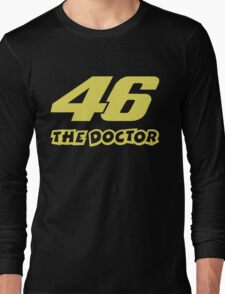 46 - The Doctor Long Sleeve T-Shirt