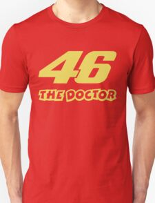 46 - The Doctor Unisex T-Shirt