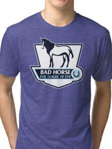 Premier League of Evil Tri-blend T-Shirt
