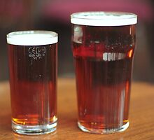 Half Pint & Full Pint - Prince Albert by rsangsterkelly