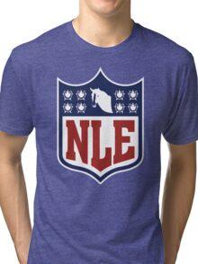 National League of Evil Tri-blend T-Shirt