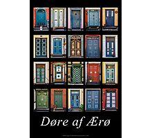 Doors of Aero Photographic Print