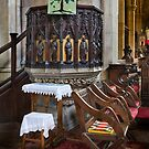 St James church-Pulpit by jasminewang