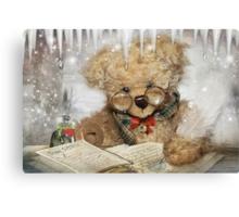 Dear Santa…I've been thinking Canvas Print