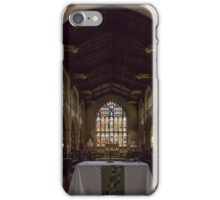 St. James church-Nave2   iPhone Case/Skin