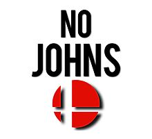 Smash - No Johns Photographic Print