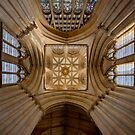 St. James church-ceiling   by jasminewang