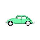 Beetle Flat colours by Jamie Gothard