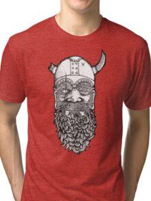 Old Viking Tri-blend T-Shirt