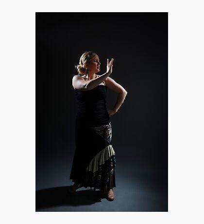Flamenco Photographic Print