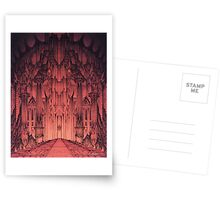The Gates of Barad Dûr Postcards