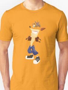 Project Silhouette 2.0: Crash T-Shirt