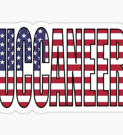 Buccaneers Sticker