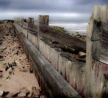 Lossiemouth beach by Matthew Gordon