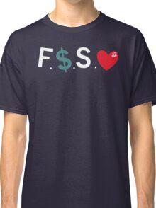 J.Cole / Fuck Money Spread Love Classic T-Shirt