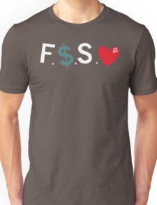 J.Cole / Fuck Money Spread Love Unisex T-Shirt