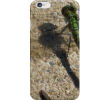 Dragonfly Tilt Shift iPhone Case/Skin