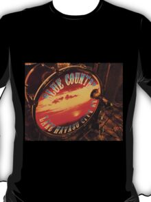 Blue Country Band T-Shirt