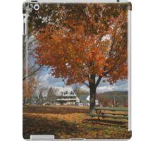 Autumn Picnic iPad Case/Skin