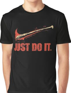 Negan Just Do It Graphic T-Shirt